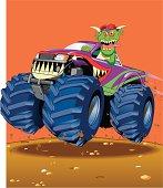 Monster's Truck