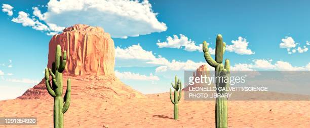 monument valley, usa, illustration - american culture stock illustrations