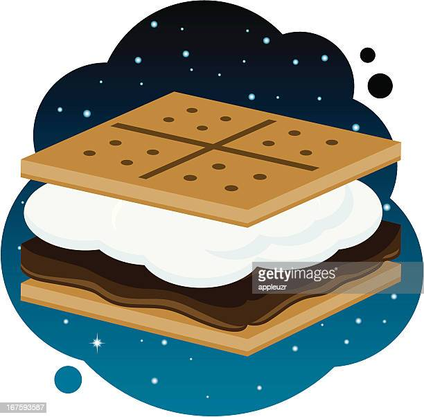 smore stock illustrations and cartoons getty images marshmallow clip art free marshmallow clipart png