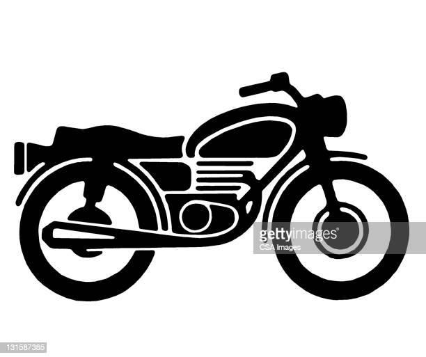 illustrations, cliparts, dessins animés et icônes de motorbike - moto