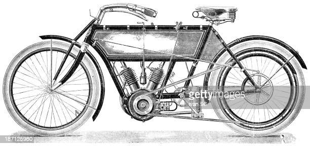 motorcycle - classical theater stock illustrations, clip art, cartoons, & icons
