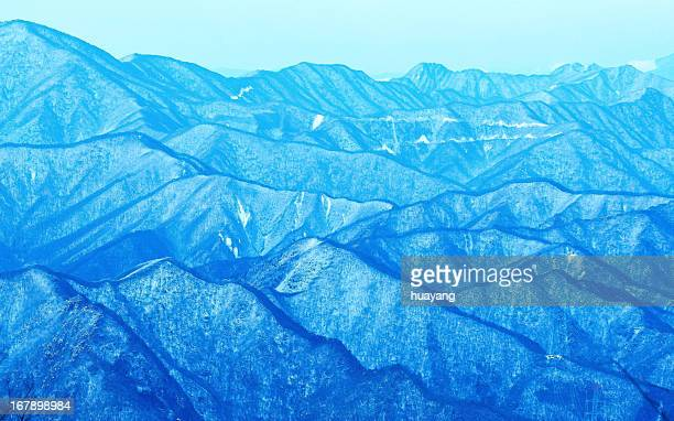mountains - artistic product stock illustrations