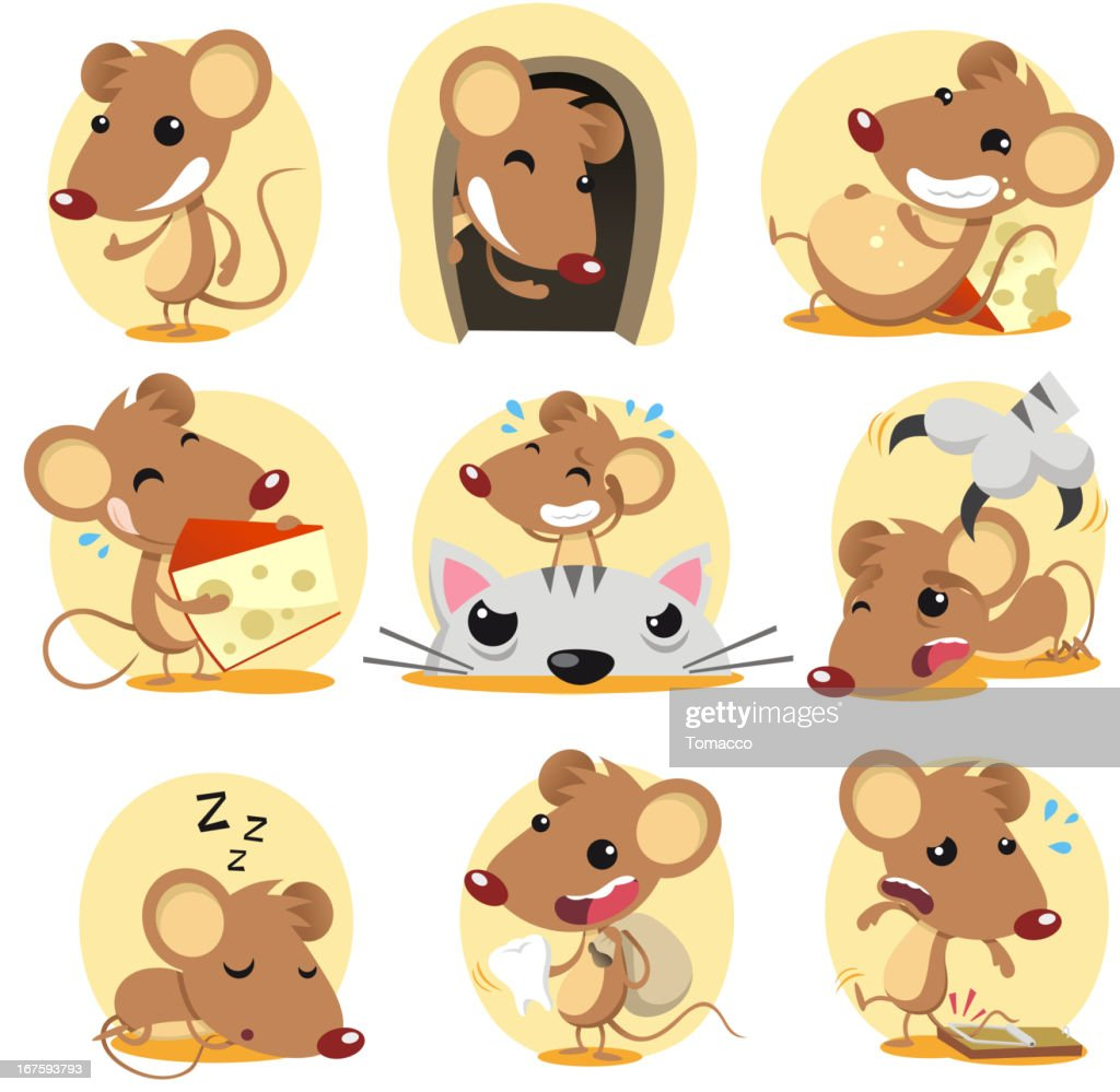 Mouse action set