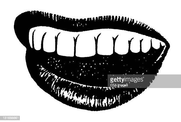 mouth - laughing stock illustrations