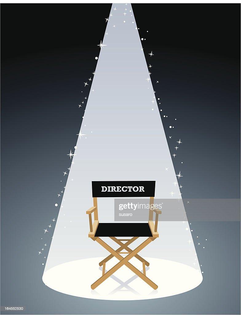 Movie Director Chair