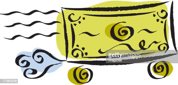 moving money - cash flow stock illustrations, clip art, cartoons, & icons