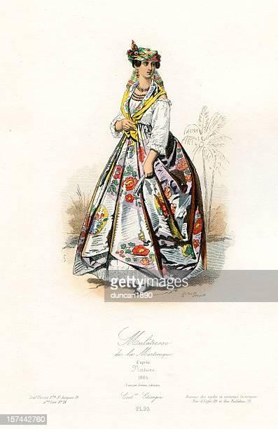 Mulatto Woman of Martinique
