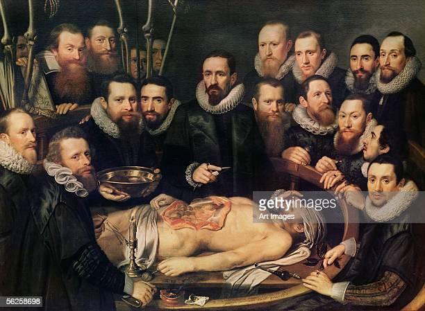 The Anatomy Lesson of Doctor Willem van der Meer in Delft