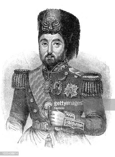ムスタファ ・ Reshid ・ パシャ (1800-1858 年)。トルコの政治家