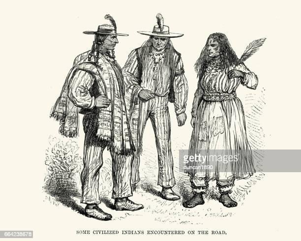 Native Americans, Nebraska 19th Century