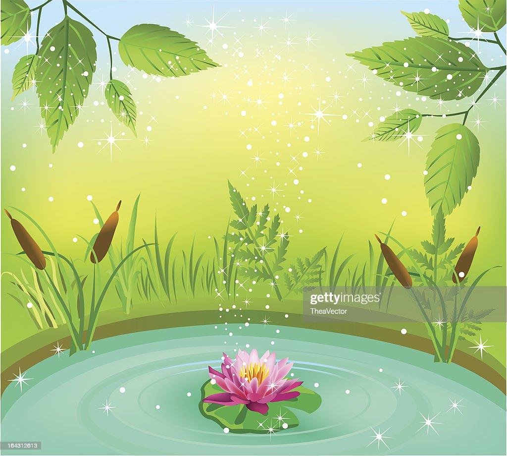 natural fresh water
