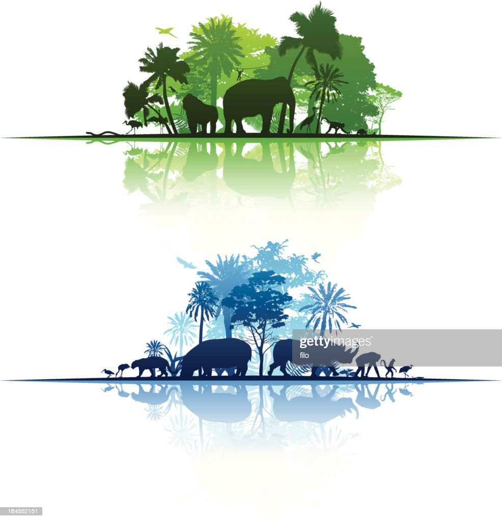Nature Elements : stock illustration