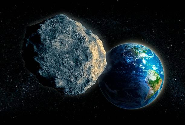 Near-Earth Asteroid, Artwork Wall Art