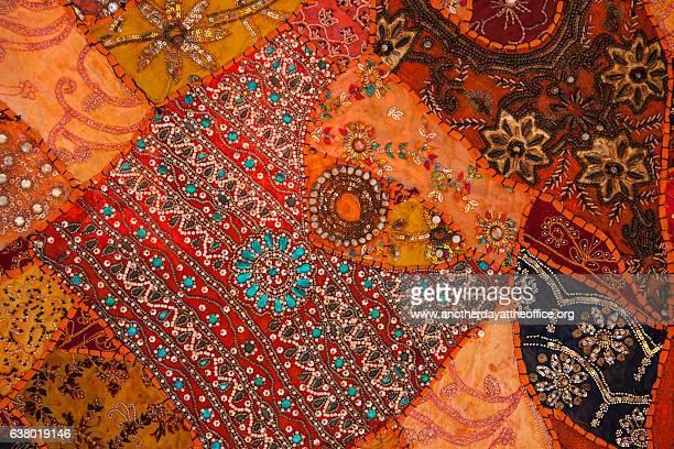 nepal patchwork