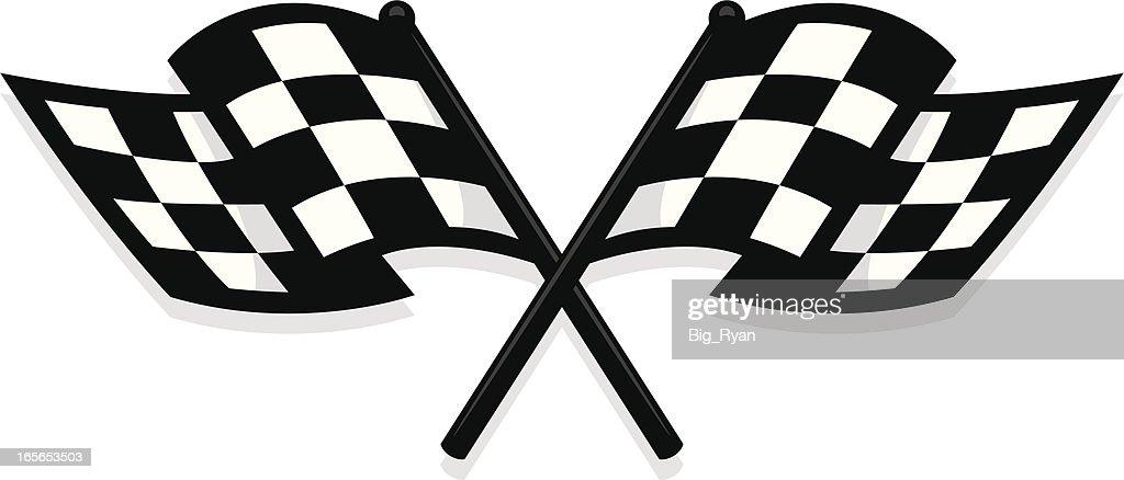 new checkered flag