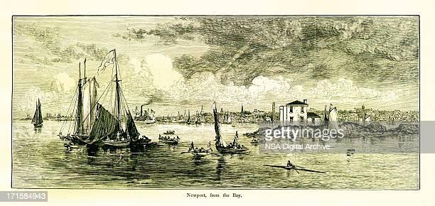 Newport, Rhode Island   Historic American Illustrations
