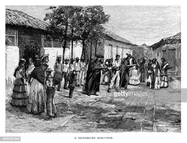 Nicaraguan Execution