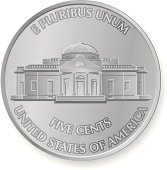 US nickel