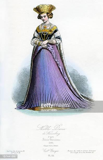 Noble Lady of Nuremberg
