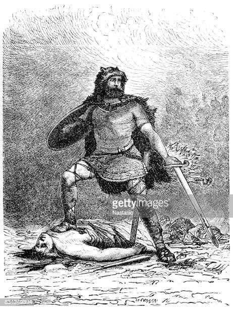 Norse mythology - Týr the Sword God
