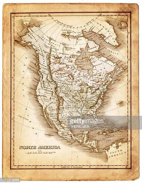 north america 1824