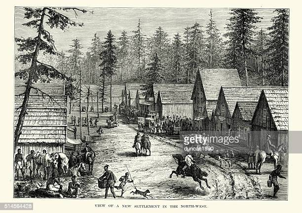 North West Frontier town in the 19th Century