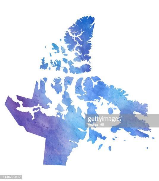 Map Of Canada Nunavut.60 Top Nunavut Stock Illustrations Clip Art Cartoons And Icons