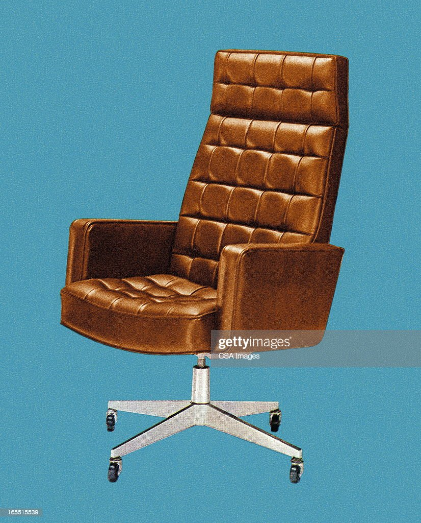 Office Chair : stock illustration