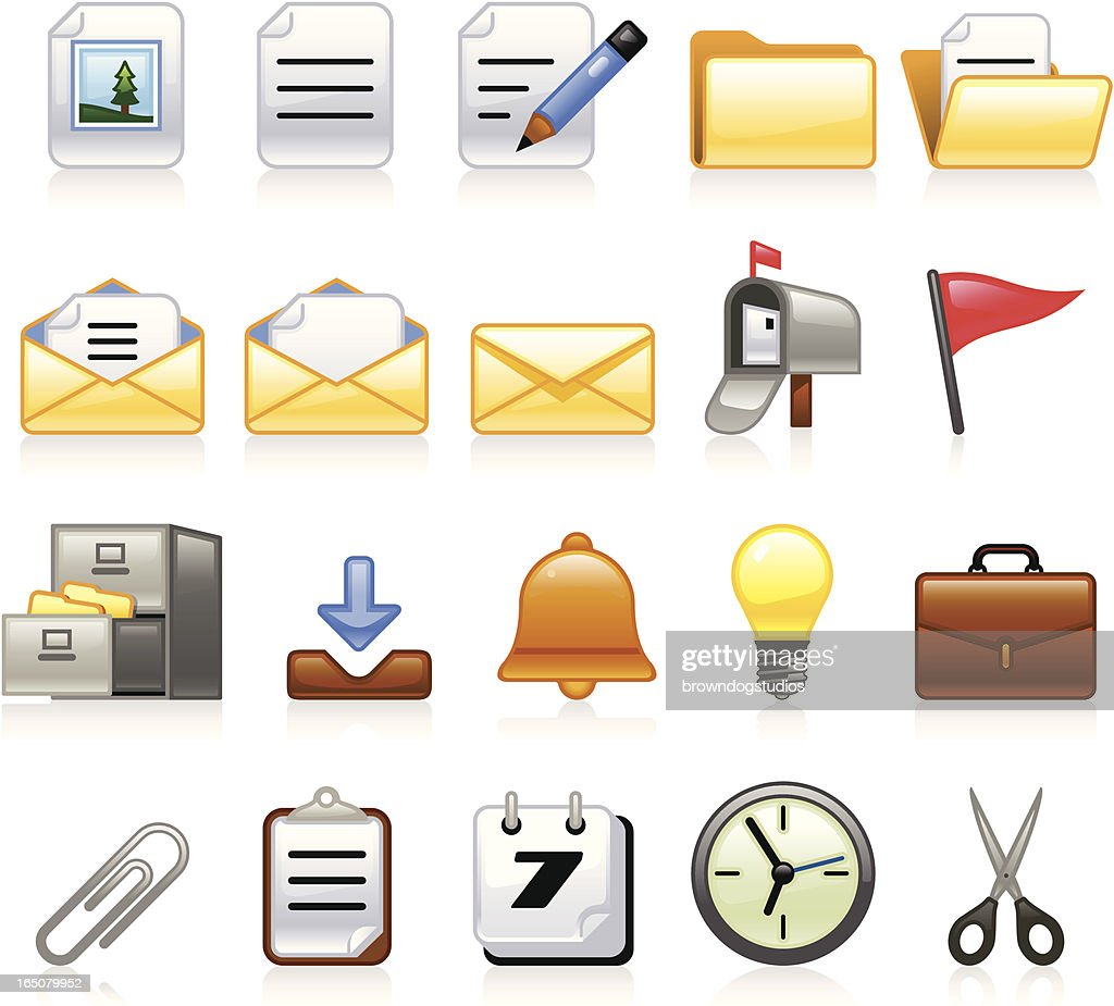 Office Icons - Color