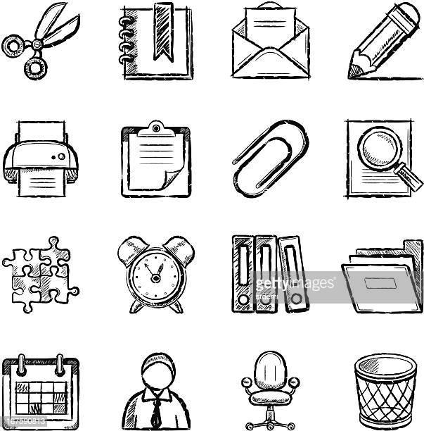 office アイコン - プリンター点のイラスト素材/クリップアート素材/マンガ素材/アイコン素材