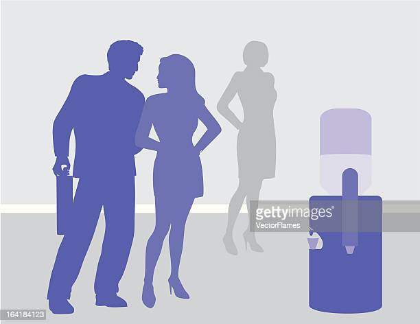 office politics - office politics stock illustrations, clip art, cartoons, & icons