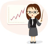 Office - Presentation Girl