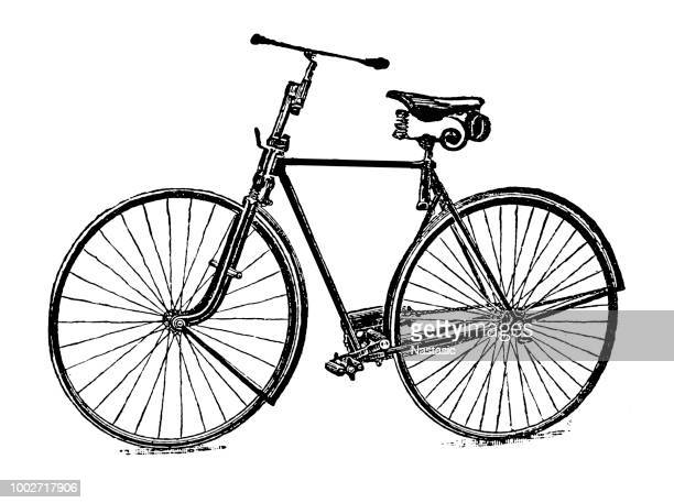 old bicycle - safety american football player stock illustrations, clip art, cartoons, & icons