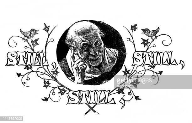 Old monk says still still still