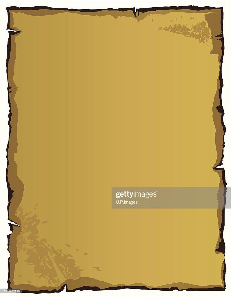Old Paper (vector + XXL jpg in ZIP folder)