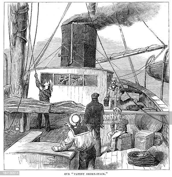 On Board Ship