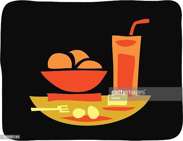 orange's in black - fruit juice stock illustrations, clip art, cartoons, & icons