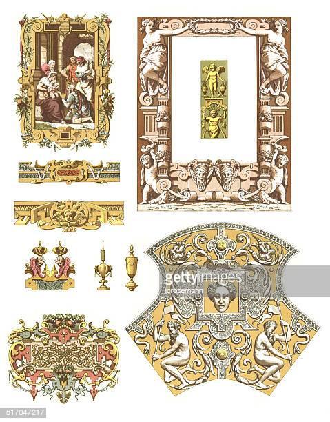 Ornaments France 16th Century