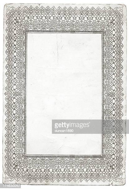 ornate old frame border - high key stock illustrations, clip art, cartoons, & icons
