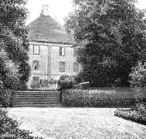 オットー ・ フォン ・ ビスマルク、schönhausen の発祥の地 - 名作 発祥の地点のイラスト素材/クリップアート素材/マンガ素材/アイコン素材
