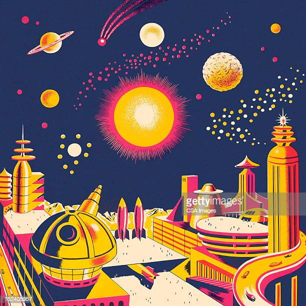 Outerspace City