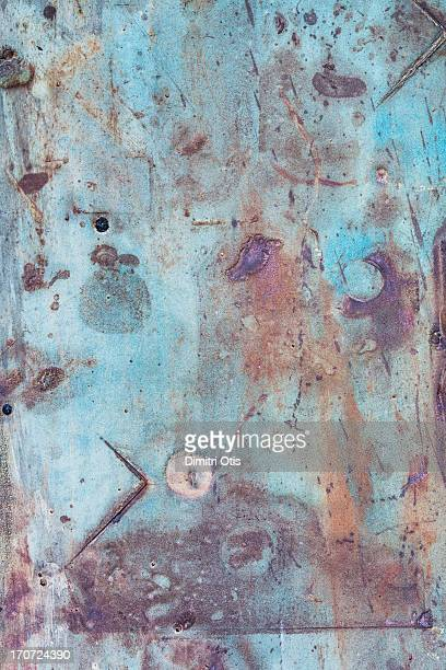 painted surface, distressed and aged - painted image stock illustrations