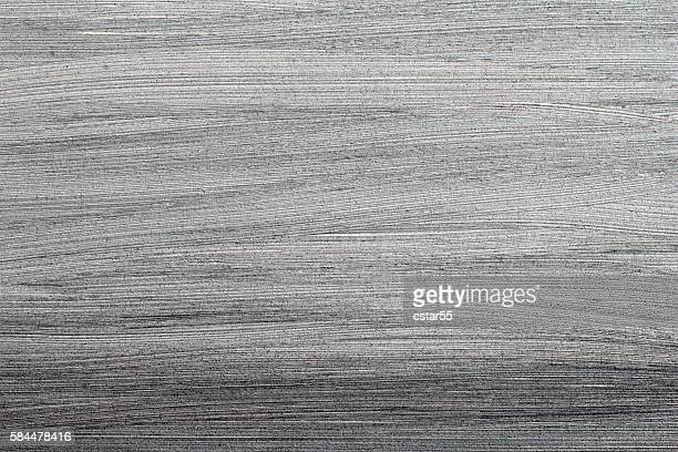 Painted white gray silver Gradient Background with brush stroke texture