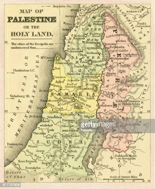 palestine - historical palestine stock illustrations
