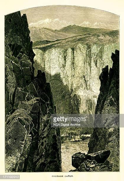 Palisade Canyon, Nevada