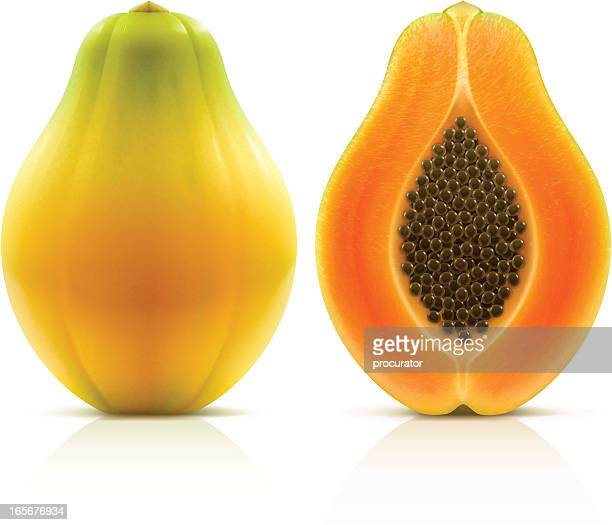 how to tell if papaya is bad