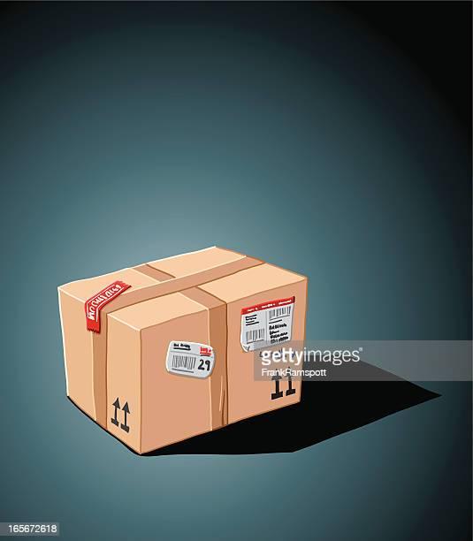 Paket Illustrationen