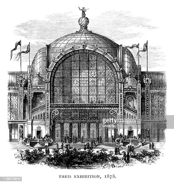 Paris Exhibition of 1878, France