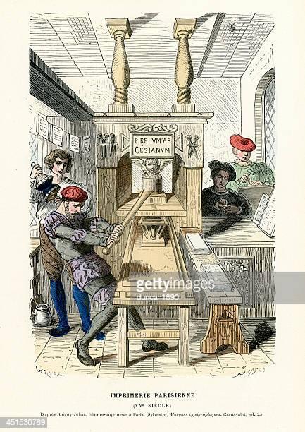 Parisian printing