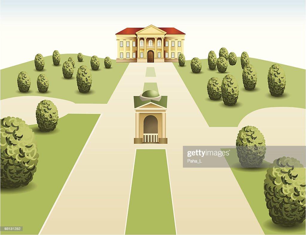 park mansion